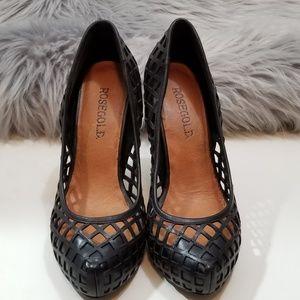 Rosegold Shoes